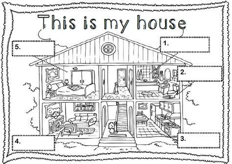 les pi 232 ces de la maison en anglais ma maitresse de cm1 cm2