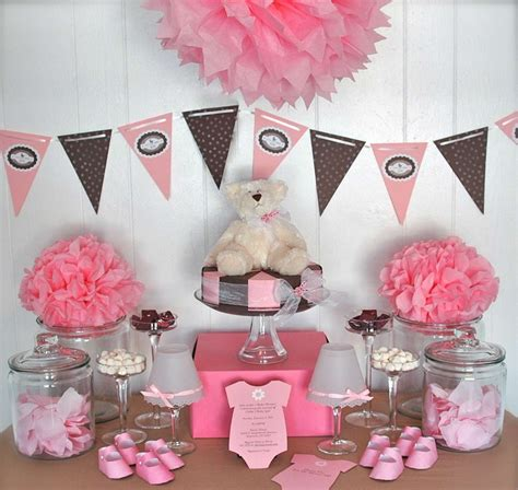 decorating for baby shower favors ideas
