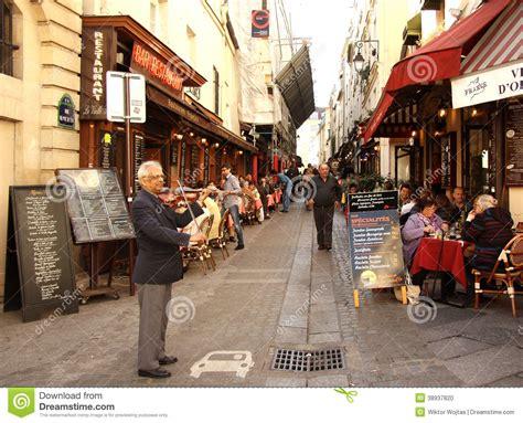 rue du pot de fer in editorial image image 38937820