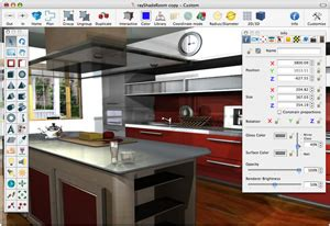 logiciel de conception de cuisine construire ma maison
