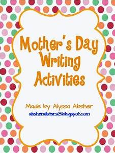 Mother's Day Writing and Po... by Alyssa Absher | Teachers ...