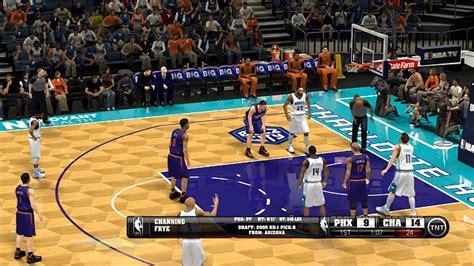 NBA 2K15 Charlotte Hornets vs Phoenix Suns YouTube