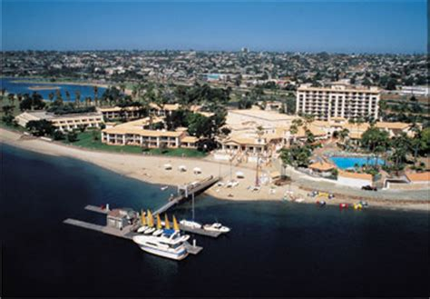 Catamaran Hotel San Diego Shuttle by San Diego Airport Transportation Shuttle Taxi Limo