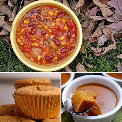 vegan pumpkin recipes desserts soup shakes and more popsugar fitness
