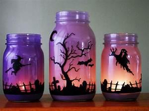 Halloween Deko Tipps : 1001 ideen f r weckgl ser dekorieren zum nachmachen ~ Markanthonyermac.com Haus und Dekorationen