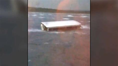 Duck Boat Capsized Video by Severe Thunderstorm Warning Was Issued Before Duck Boat