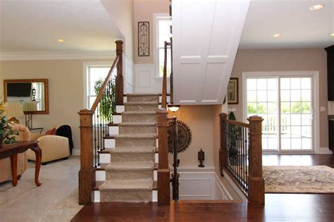 Stairs And Windows Gallery-pittsburgh Custom Home