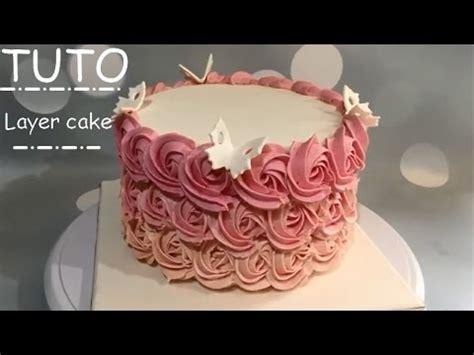 recette layer cake decoration gateau cake design g 226 teaux et desserts