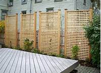 privacy fence panels Installing Privacy Fence Panels — Design & Ideas
