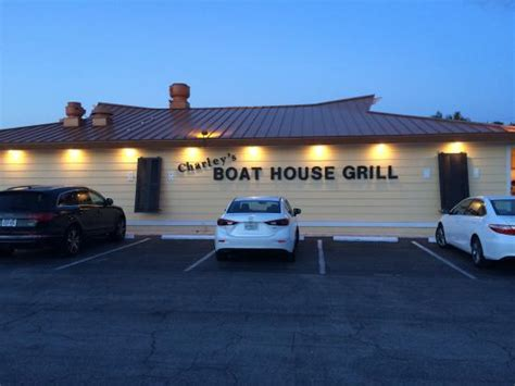 Charley S Boat House by Charley S Good Food And View Picture Of Charley S Boat