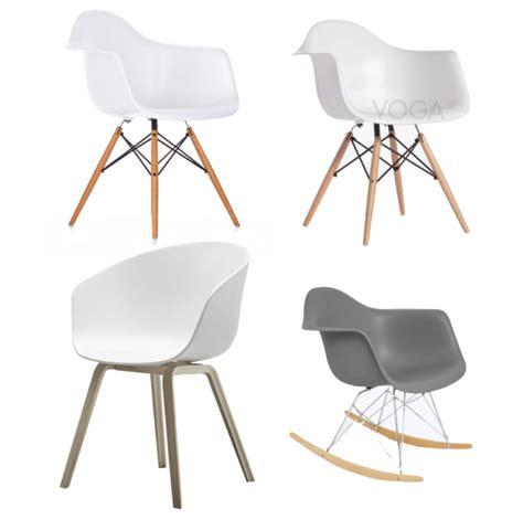 chaise design eames pas cher maison design foofaq