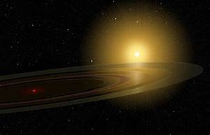 A ring system eclipses a star | Space | EarthSky