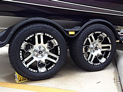 Boat Trailer Tires Bass Pro by Bass Sport Wheel
