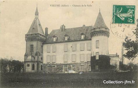 cpa 03 quot vieure chateau de la salle quot 03 allier autres communes 03 ref 6883