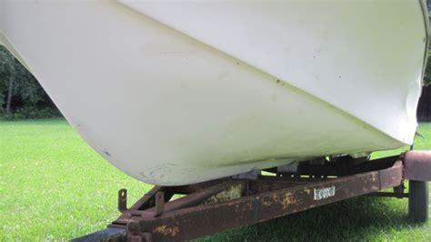 Rare Glastron Boats by Rare 1959 Glastron Fireflite 15 Foot Finned Fiberglass