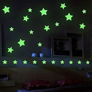 Sternenhimmel Kinderzimmer Decke : preisvergleich mture aufkleber wandsticker sticker sterne f r willbilliger ~ Markanthonyermac.com Haus und Dekorationen