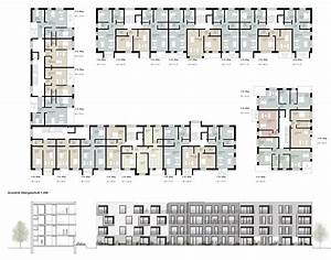 Grundriss Schnitt Ansicht : 1 rang grundriss og1 schnitt ansicht dietrich untertrifaller architekten plan ~ Markanthonyermac.com Haus und Dekorationen