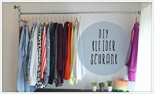 Kleiderstange An Wand : kleiderstange aus wasserrohren felicity diy blog ~ Markanthonyermac.com Haus und Dekorationen
