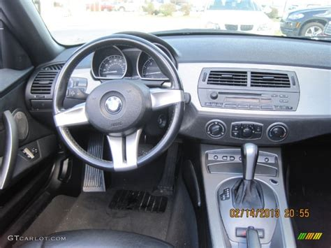 2003 Bmw Z4 3.0i Roadster Dashboard Photos