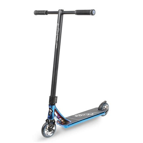 lite t1 freestyle pro scooter neo blue vokul
