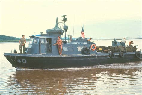 Swift Water Boat the swift boats of the brownwater navy in vietnam