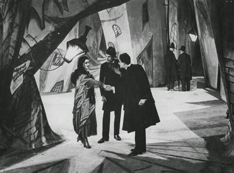 le deblocnot le cabinet du docteur caligari de robert wiene 1919 par luc b