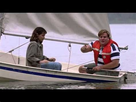 The Boys In The Boat Film by Tommy Boy Sailboat Scene Youtube