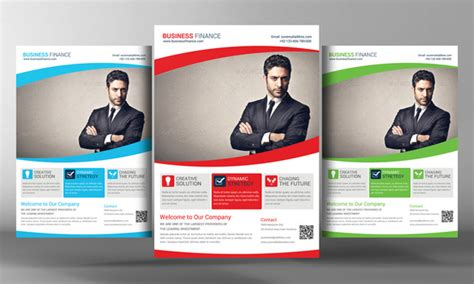 20 Cool Business Flyers Templates