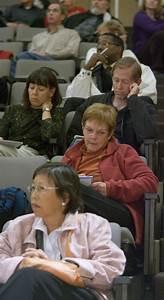Steve Griffin | The Salt Lake TribuneAudience members ...