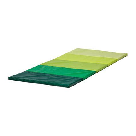 plufsig tapis de gymnastique pliant ikea