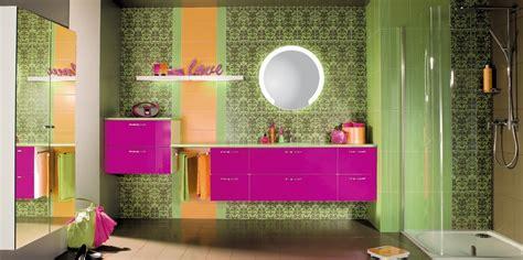 salle de bain originale photo 22 25 beaucoup de couleur et de caract 232 re