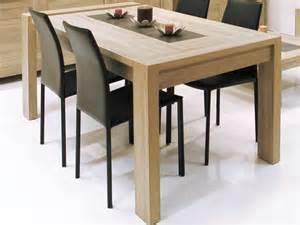 table 224 manger rectangulaire bois avec allonge l180