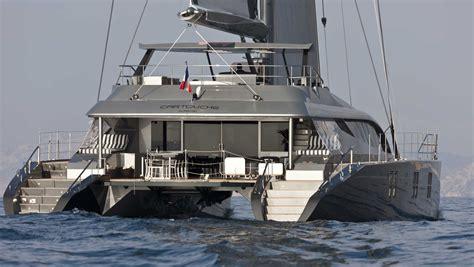Mega Catamaran Sailing Yachts by Pin Luxury Yachts Motor Sailing Boats And Catamarans For