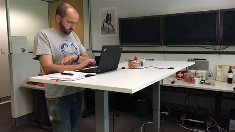 how a standing desk changed the way we work at lifehacker