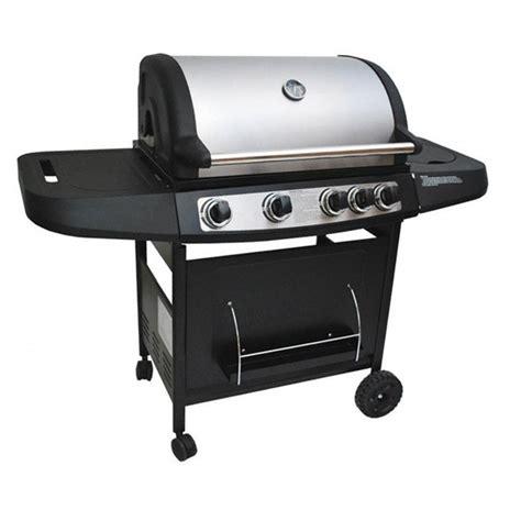 promo barbecue au gaz grillboss philadelphia 4 1 loisirs barbecues