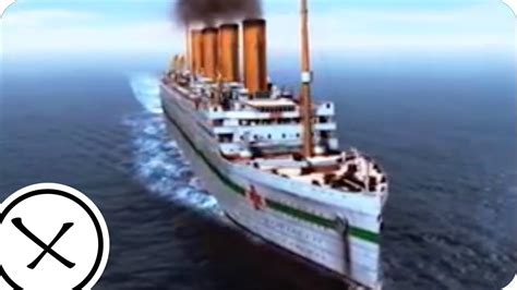 the sinking of the britannic funnycat tv