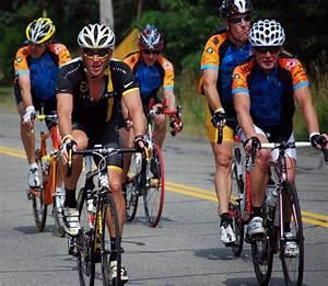 Pan-Massachusetts Challenge cyclists, including Lance ...