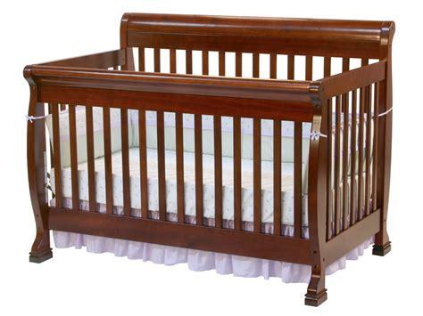 baby cribs for davinci kalani 4 in 1 convertible baby crib in cherry w