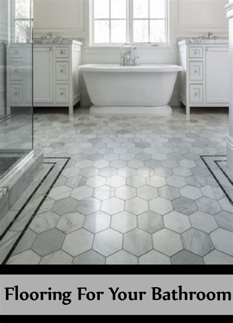 12 types of important flooring for your bathroom diycozyworld home improvement and garden tips