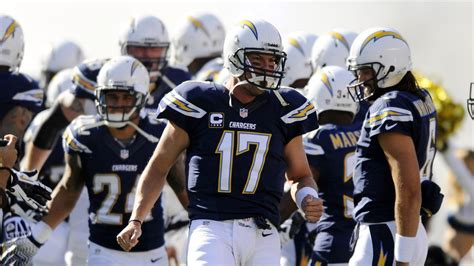 San Diego Chargers Playoff Scenarios