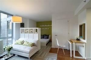 Mini Apartment Einrichten : kleine wohnung einrichten 13 stilvolle und clevere ideen und beispiele ~ Markanthonyermac.com Haus und Dekorationen
