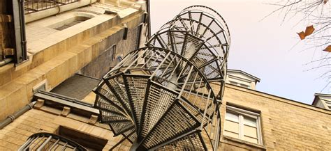 les formes ehi escalier h 233 lico 239 dal industriel