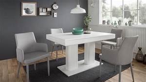 Tisch Weiß Ausziehbar : esstisch heidelberg tisch wei ausziehbar 140 220x90 cm ~ Markanthonyermac.com Haus und Dekorationen