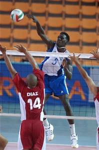 Cuban Volleyball