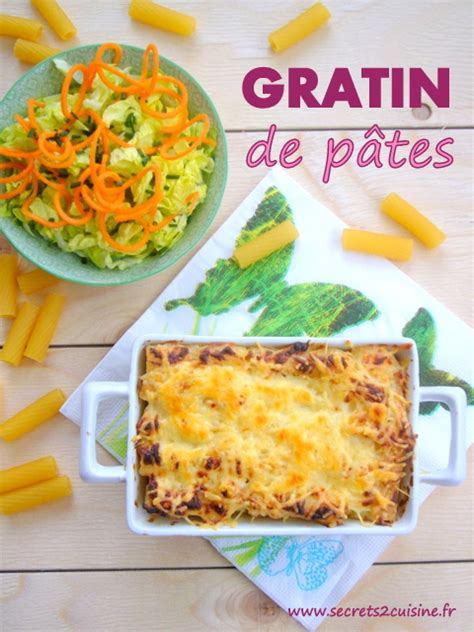 faire un gratin de p 226 tes qui d 233 chire chez seve and co