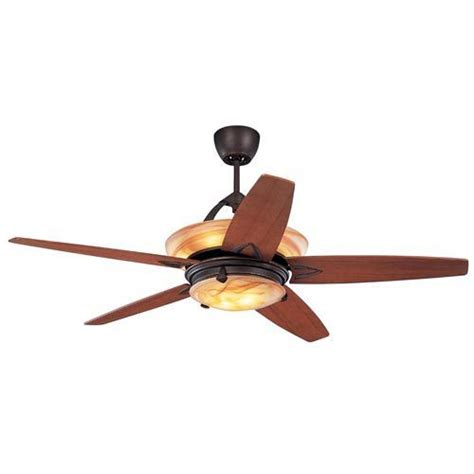 arch bronze 60 inch ceiling fan with remote uplight