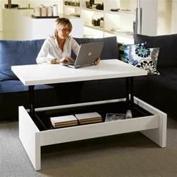 choisir le meilleur design de la table basse avec rangement