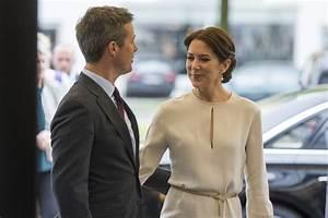 Crown Prince Frederik and Crown Princess Mary Visit ...