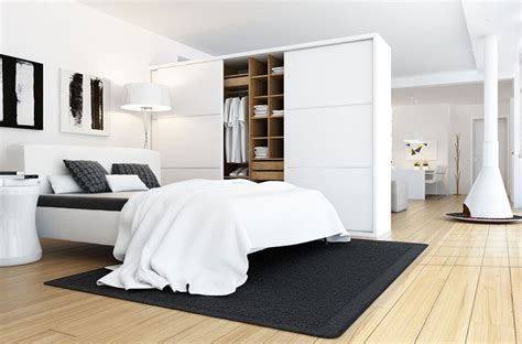How To Make Small Bedroom Designs With Wardrobe With