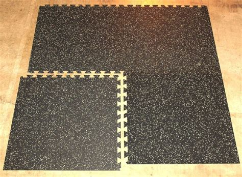 install interlocking rubber floor mats novalinea bagni